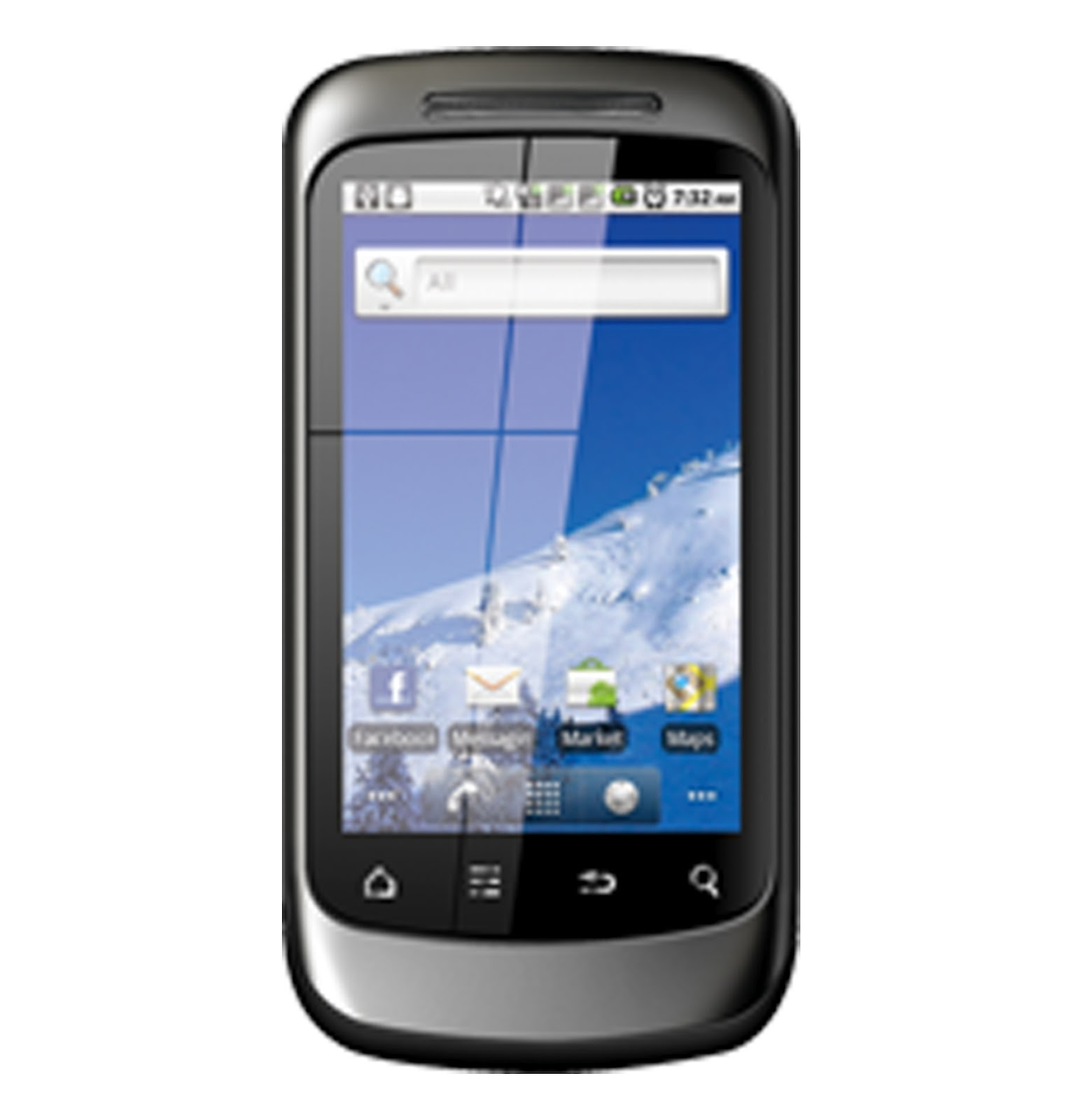 HP CINA CROSS A1 ANDROID