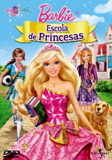 Barbie: Escola de Princesas – Dublado