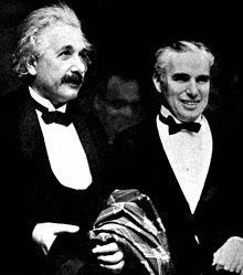 Voyage d'Albert Einstein pour U.S, 1930-1931