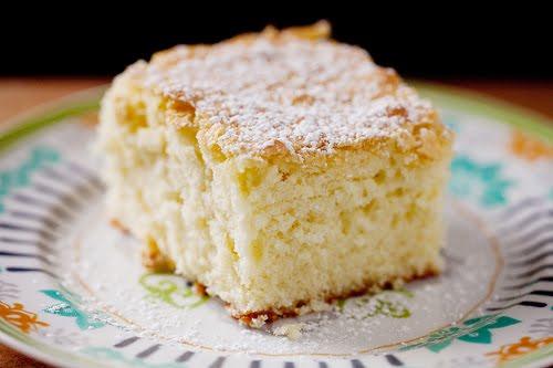 Leavened Cake Recipes