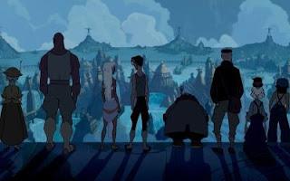 "Kida and crew ""Atlantis: The Lost Empire"" 2001 disneyjuniorblog.blogspot.com"