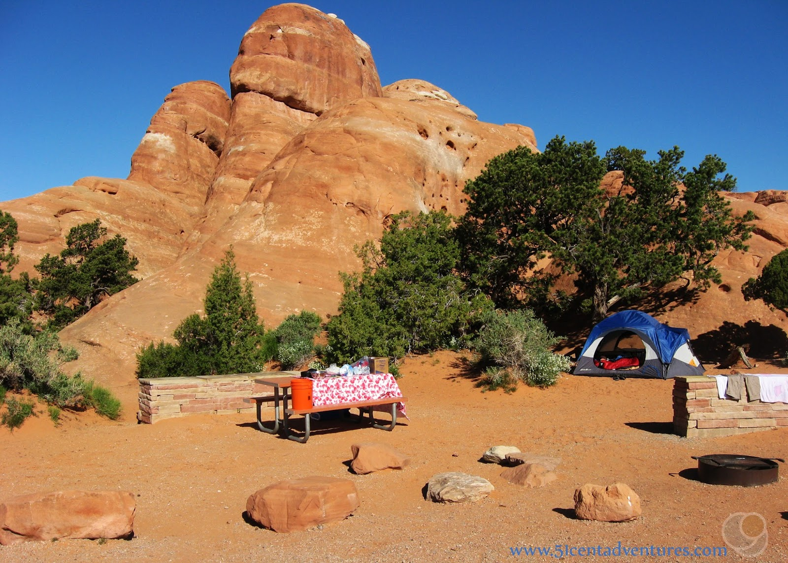 51 cent adventures arches national park highlights