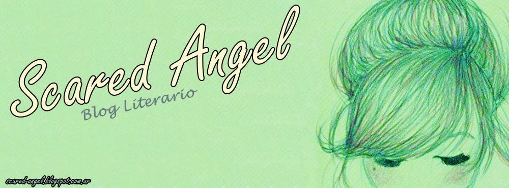 scared angel