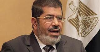 مؤتمر محمد مرسى بعد محاكمة مبارك