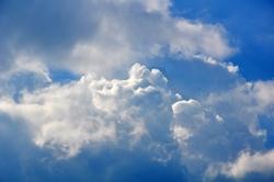 Freitagswolken...