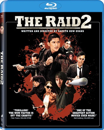 The Raid 2 2014 Dual Audio Bluray Download