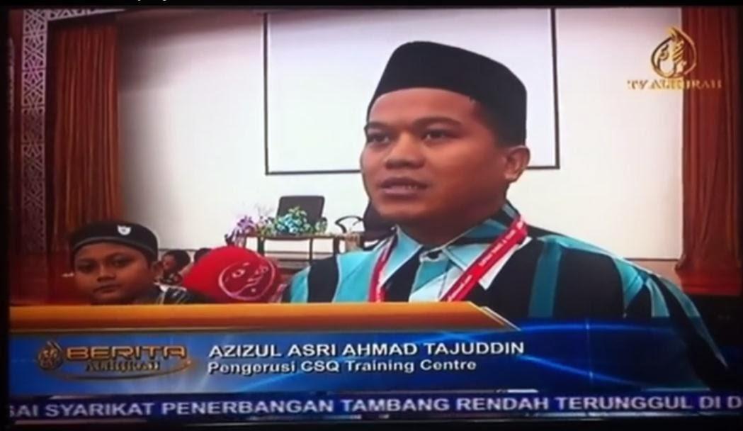 CSQ@TV Al Hijrah