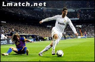 مباراة ريال مدريد 2-1 برشلونة