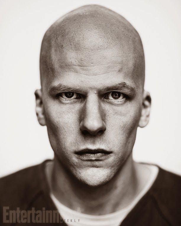 Batman v Superman First Look: Jesse Eisenberg as Lex Luthor