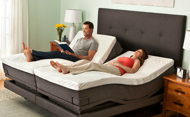 One of the best adjustable beds