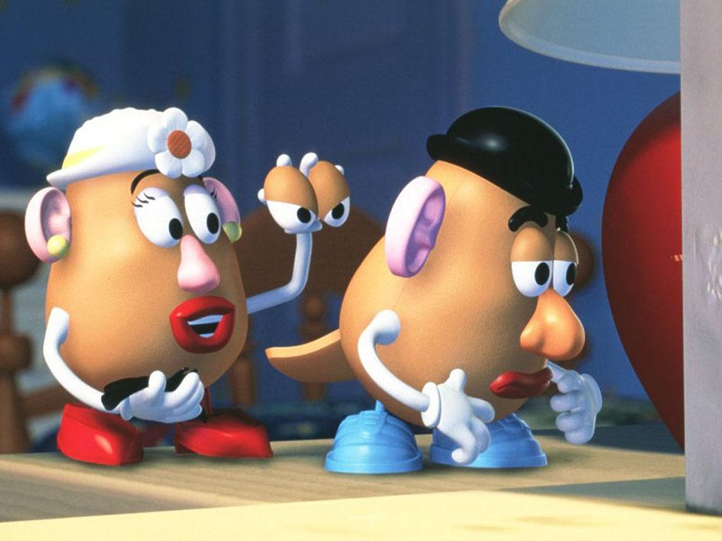Todo disney fondo de pantalla toy story - Madame patate toy story ...