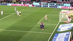 Videos con los 3 goles de River a Gimnasia y Esgrima La Plata