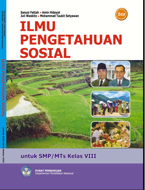 Download Buku Gratis PDF IPS Untuk SMP/Mts Kelas VII