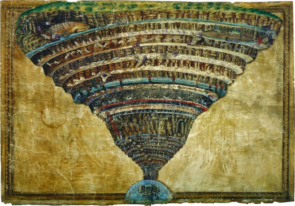 Botticelli's hell.