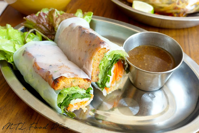 Cha Tom Shrimp Spring Rolls - Vietnamese Food