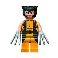 Lobezno y su Chopper en un nuevo set LEGO