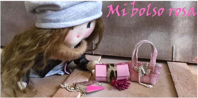 Mi bolso rosa
