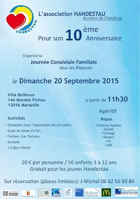 Association handestau à Marseille