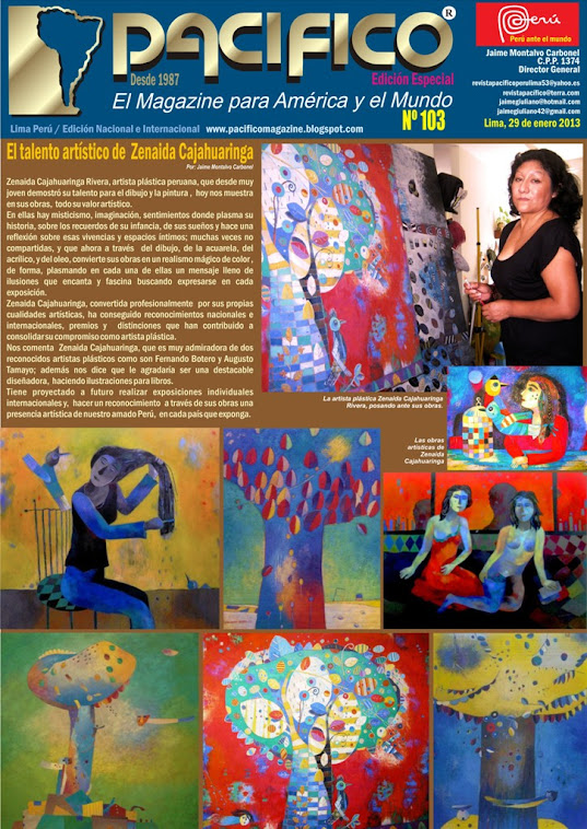 Revista Pacífico Nº 103 Edición Especial