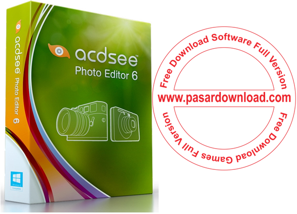 Download ACDSee Photo Editor 6.0.359 Full Keygen