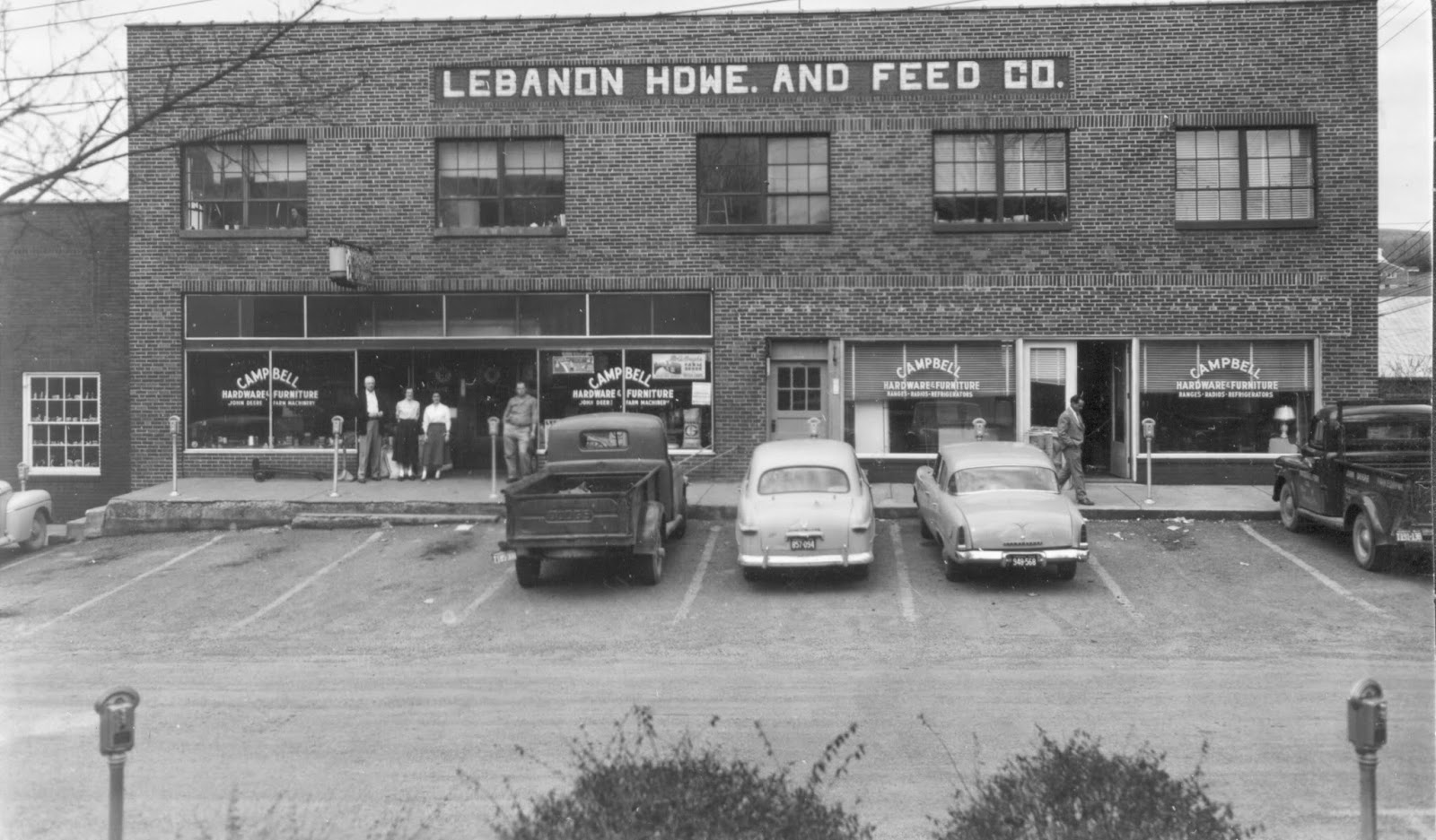 Lebanon Motor Company Lebanon Va