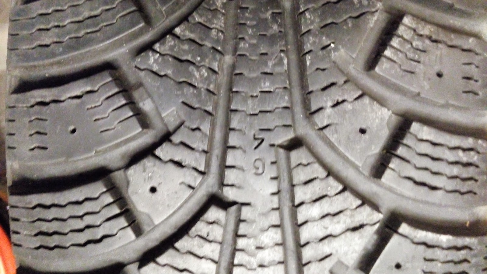Winter tire tread are they still safe to use
