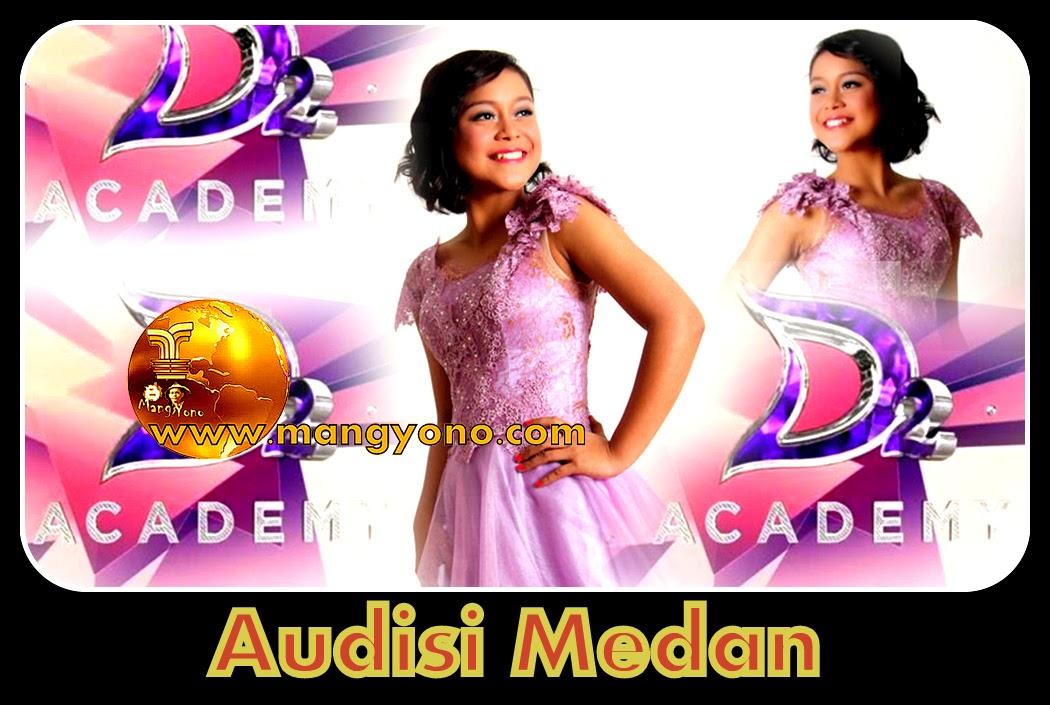 Liputan D'Academy 2  Audisi  Medan  6 Februari 2015