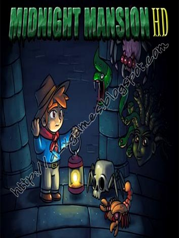 Free Download Games - Midnight Mansion HD