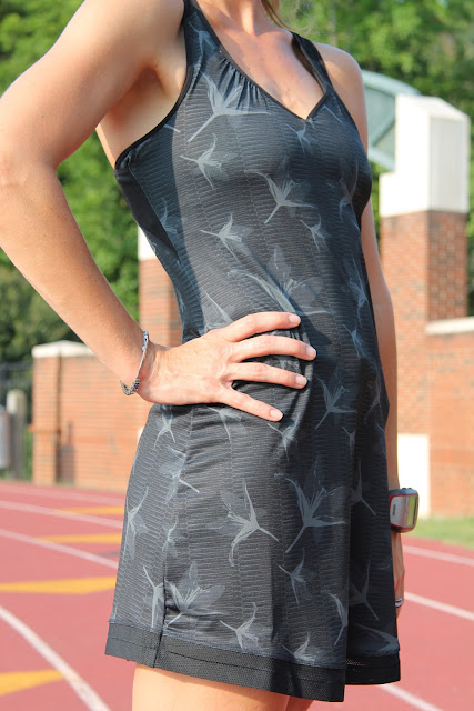 Moving Comfort Running Dress, Garmin