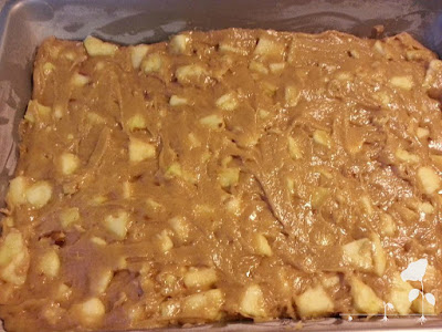 Apple Brownie - #ConveyAwareness