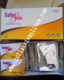 Pengiriman Paket CollaSkin