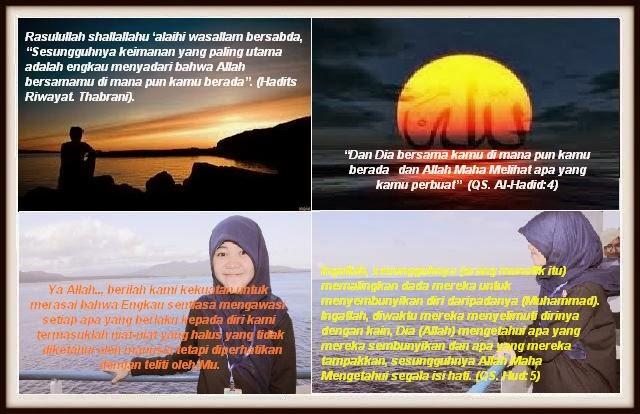 Muraqabatullah : Pengawasan Allah