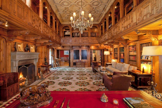 Tricked Out Mansions Showcasing Luxury Houses Top 10