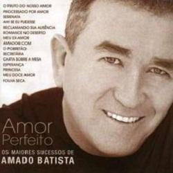 Baixar CD 32854360379109678009 Amado Batista   Amor Perfeito: Os Maiores Sucessos 2012