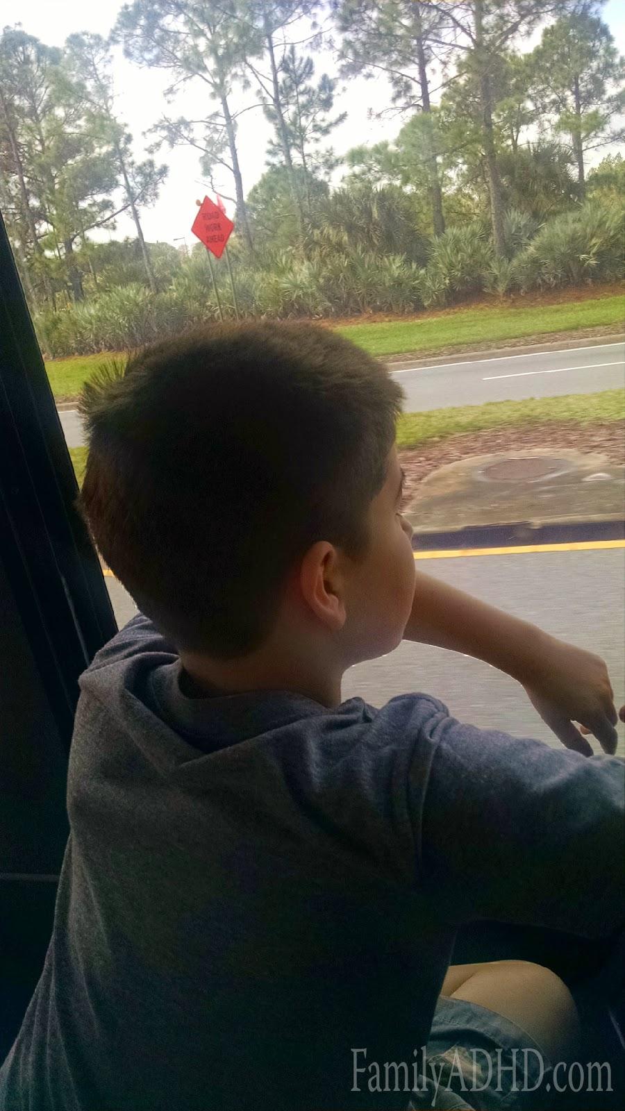 orlando family travel downtown disney special needs review