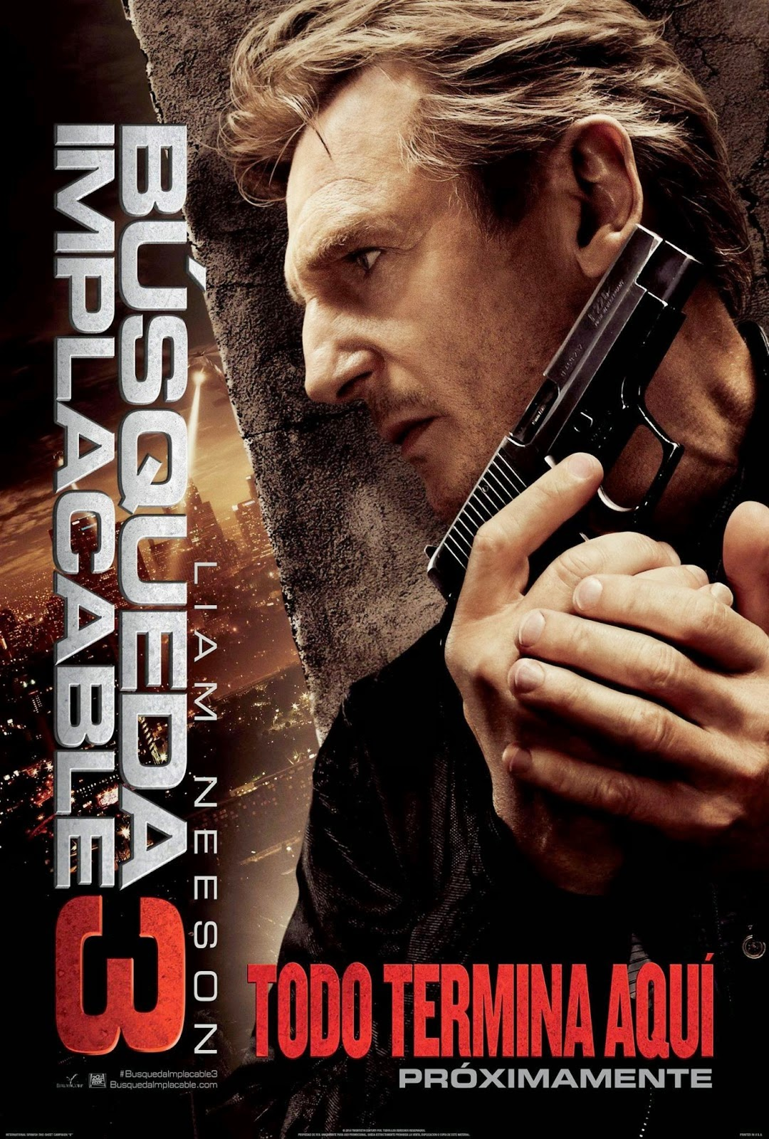 Busqueda Implacable 3 – DVDRIP SUBTITULADO