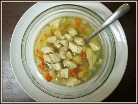 Chicken Soup for the Ickies