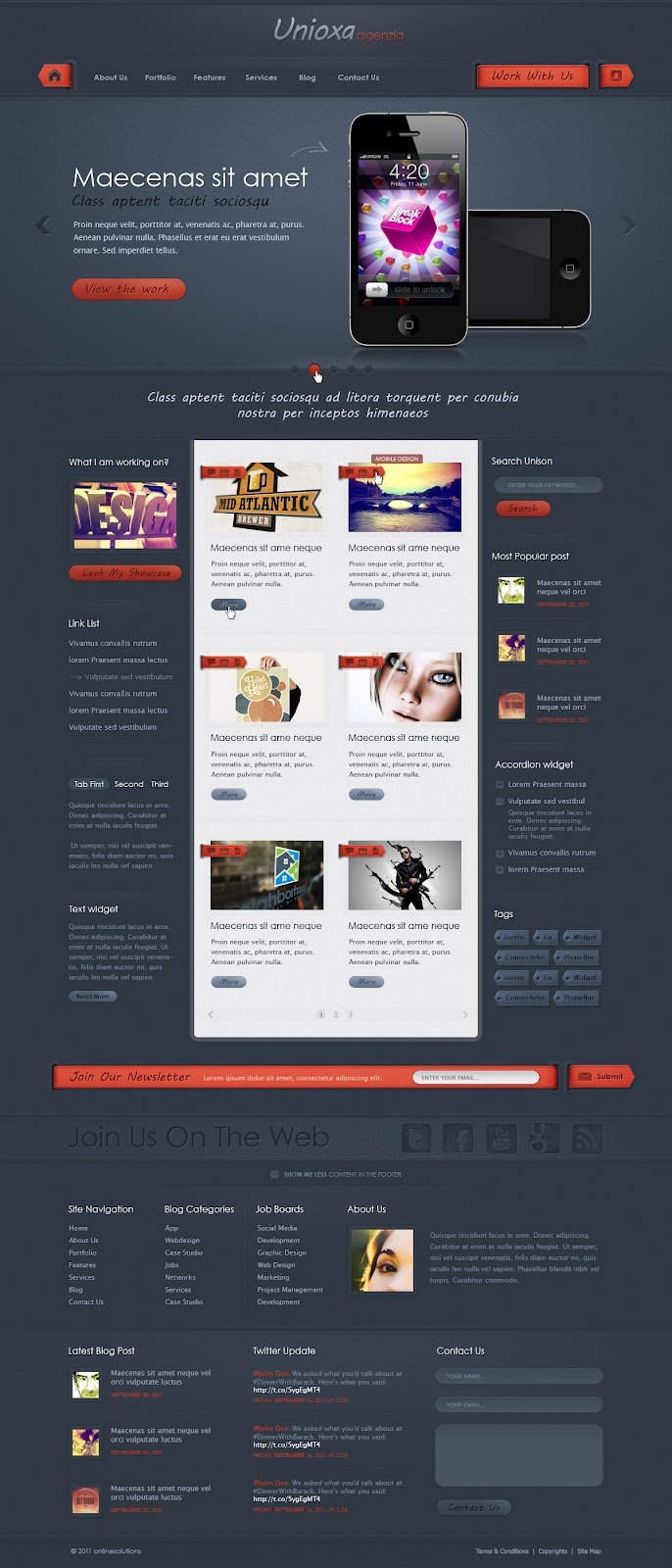 Unioxa-blog-home-slider-fade-Multiple-use-template
