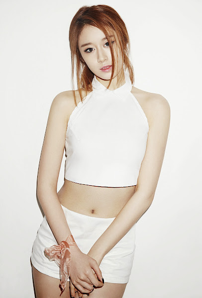Jiyeon Never Ever Concept