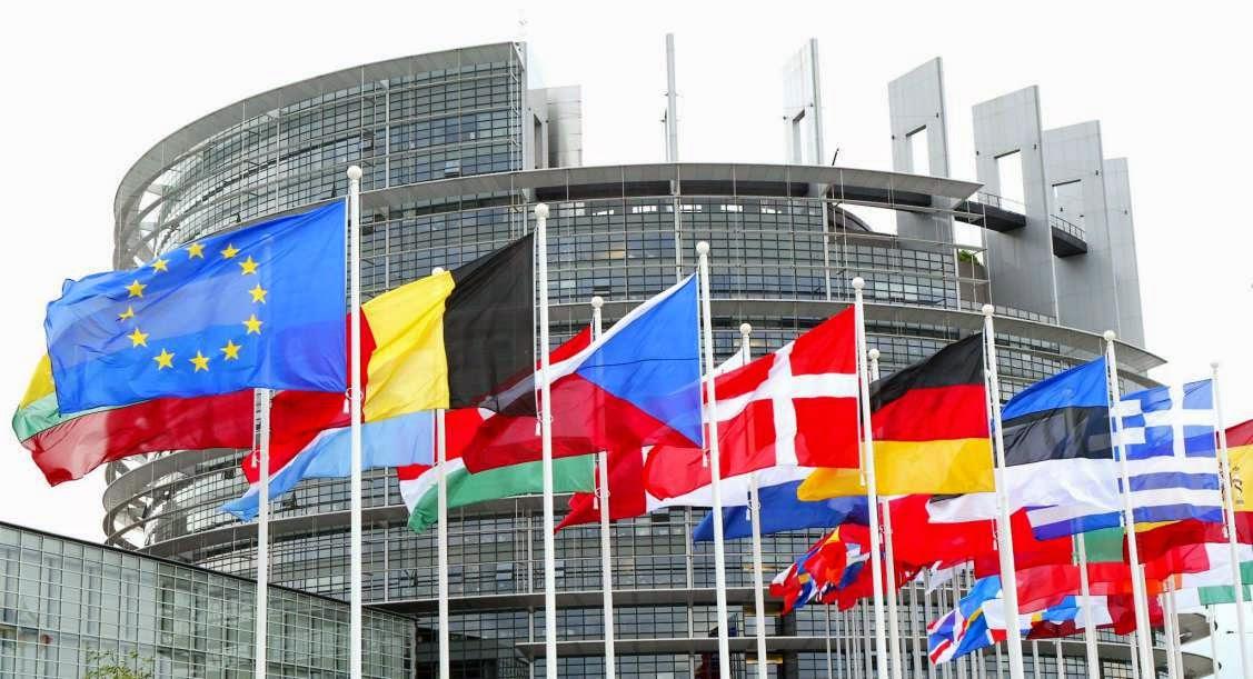 Sedes de la Union Europea: Parlamento Europeo