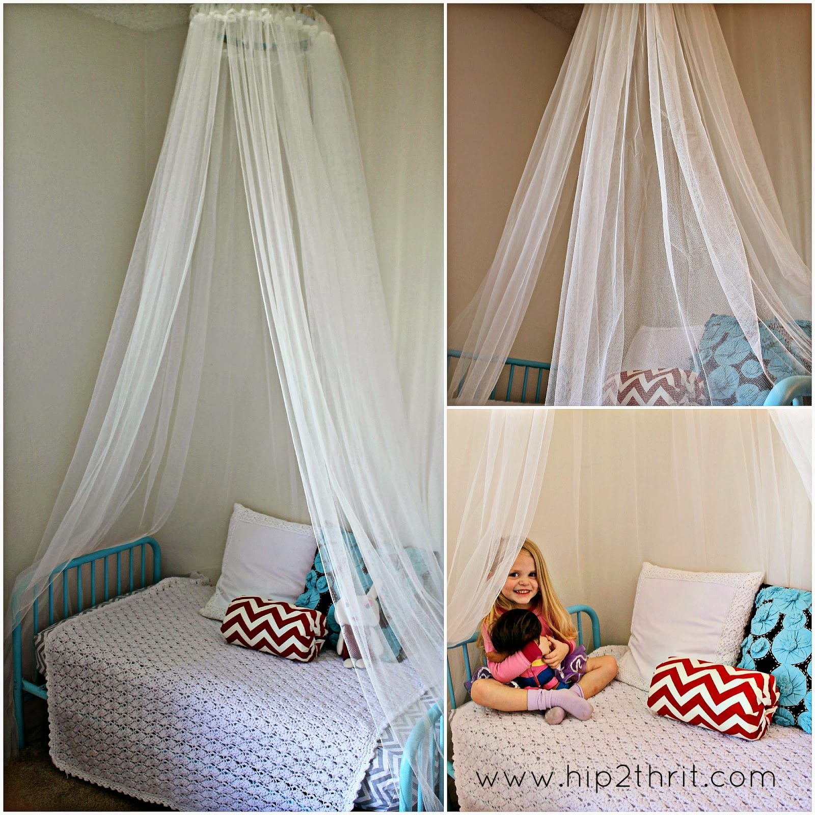 Как сделать балдахин кровати