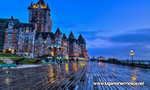 Turismo en Quebec