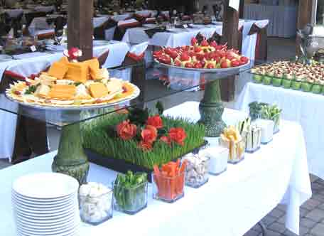 Wedding Catering Pictures