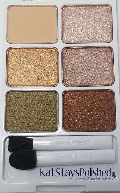 Wet N Wild Silver Lake Eyeshadow Palettes - Vinyl Collection | Kat Stays Polished