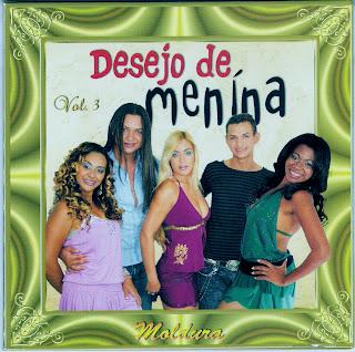 Desejo De Menina - Molduras Vol.3