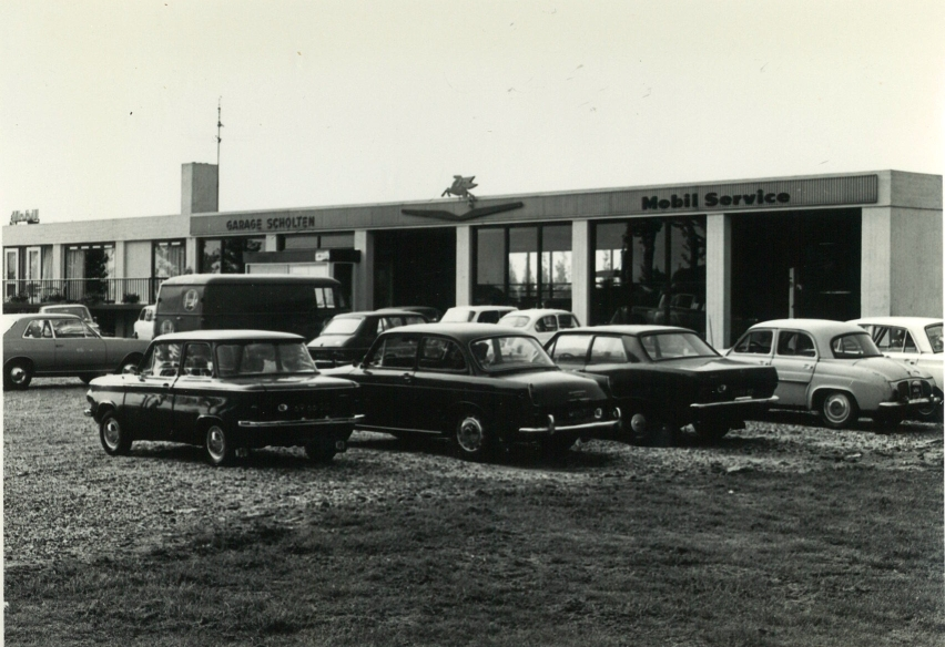 Toyota Garage Nijmegen : Toyota scholten: scholten is 40 jaar toyota dealer