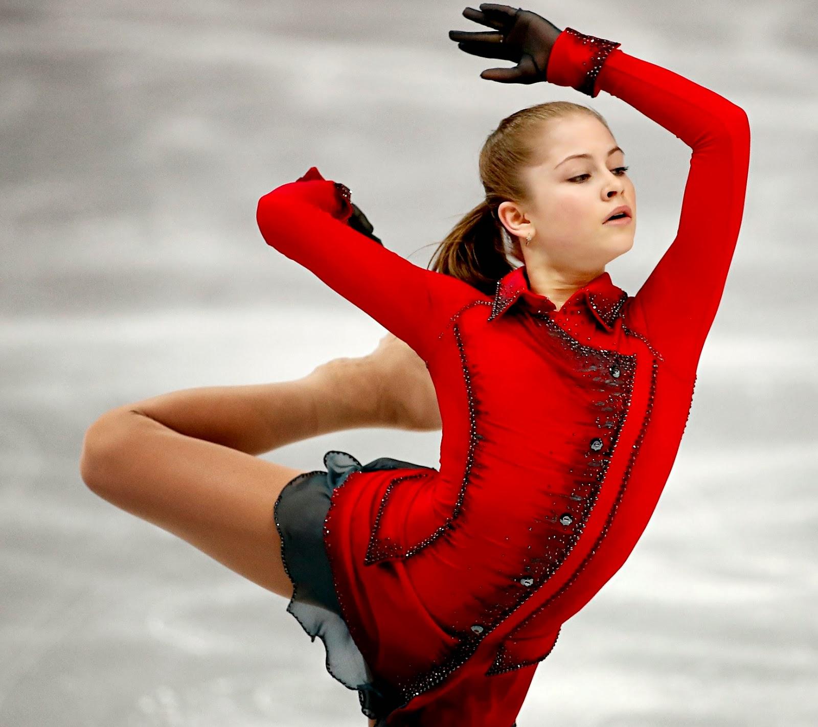 Yulia Lipnitskaya,sochi olympics, olympics 2014