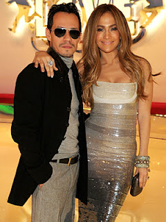 Jennifer Lopez Splits with Marc Anthony