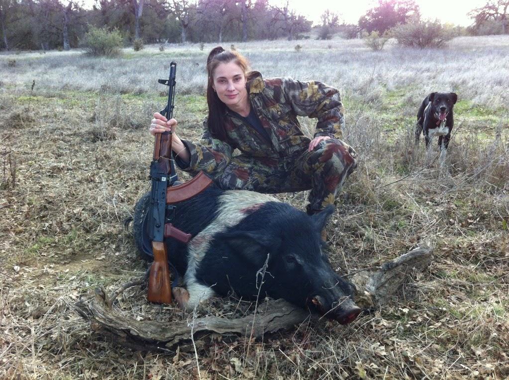girls hunt