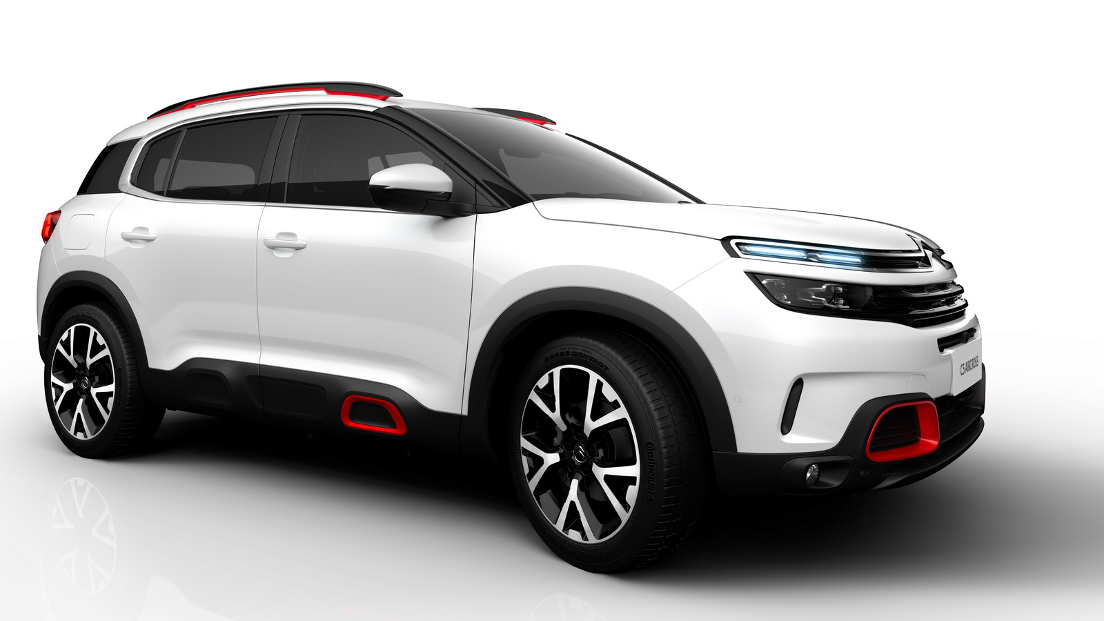 2018 citroen c5 aircross officially revealed gets innovative hydraulic suspension